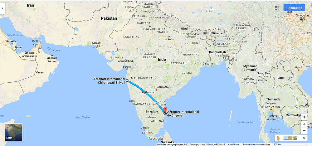 Bombay / Chennai