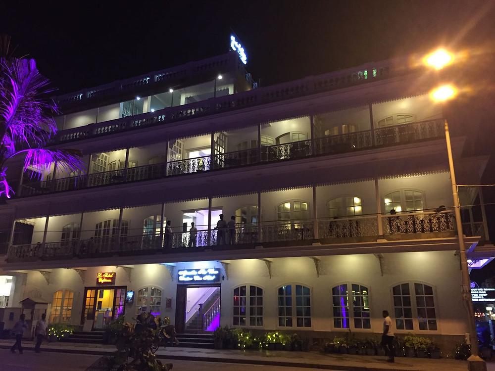 Hotel de Pondichéry