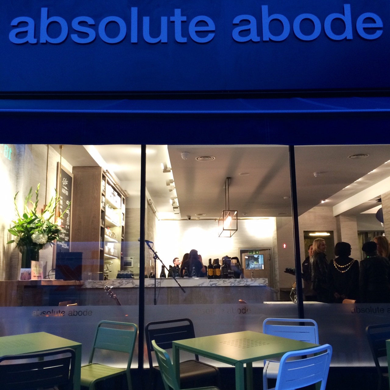 ABSOLUTE ABODE