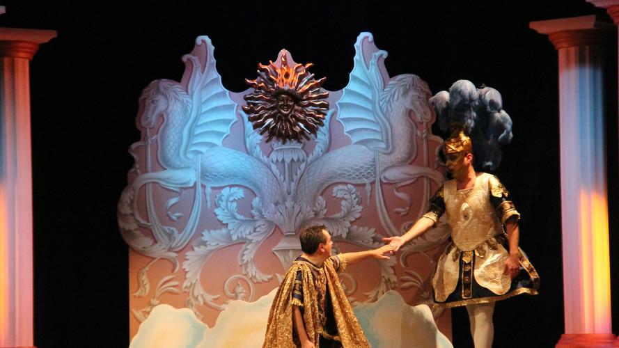 L'Orfeo di Monteverdi