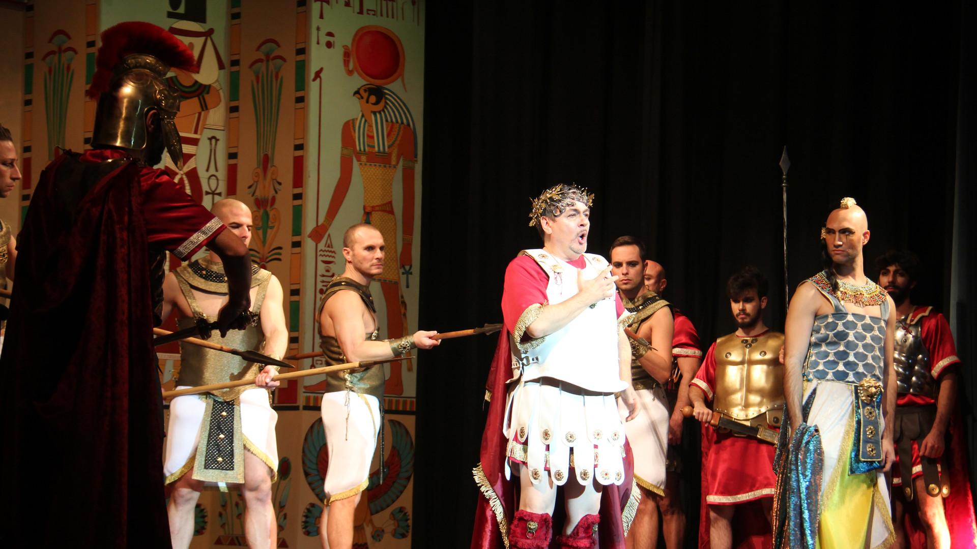 Giulio Cesare in Egitto di Haendel