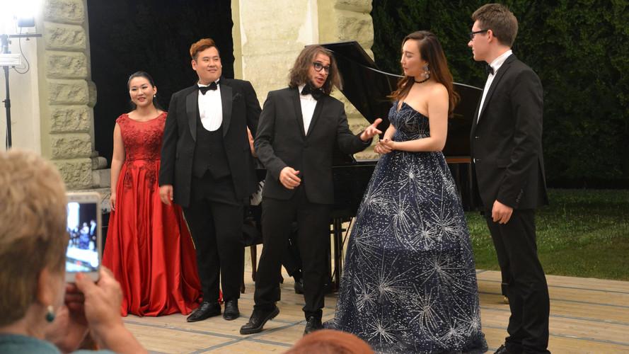 """Concerto vincitori del Concorso lirico """"Giovani Talenti per la lirica 2018"""""""