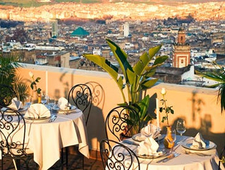 Accomodation and travel in Morocco