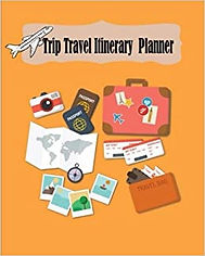 A travel itinerary planner app