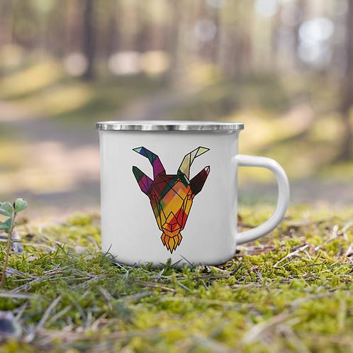 Mythic Goat - Happy Camper Mug