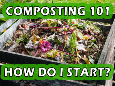 How Do I Start Composting? Are There Different Types?