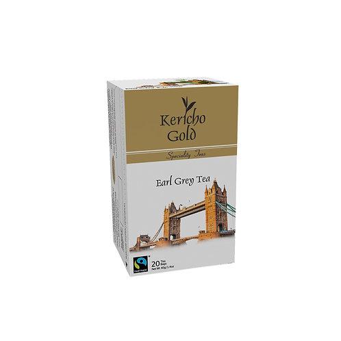 Kericho Gold Speciality Fairtrade Earl Grey Tea
