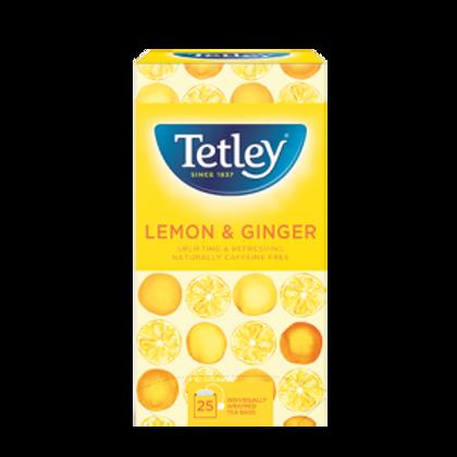 Tetley Lemon & Ginger