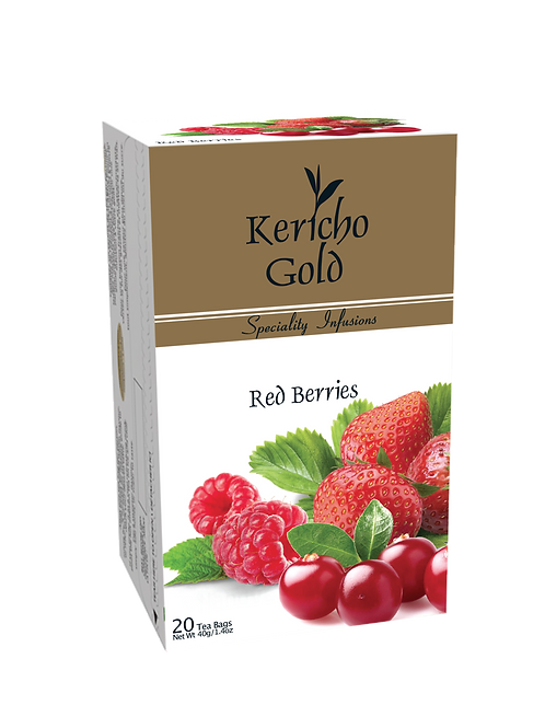 Kericho Gold Speciality Red Berries