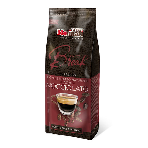 Molinari Sweat Break Hazelnut/Chocolate Ground (Flow Bag)