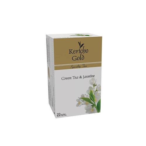 Kericho Gold Speciality Green Tea & Jasmine