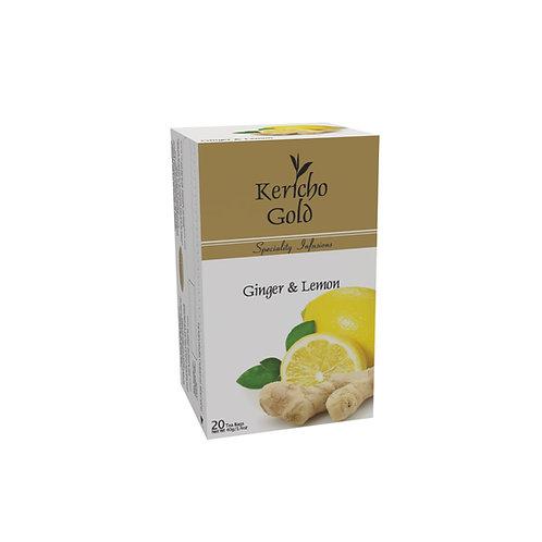 Kericho Gold Speciality Ginger & Lemon