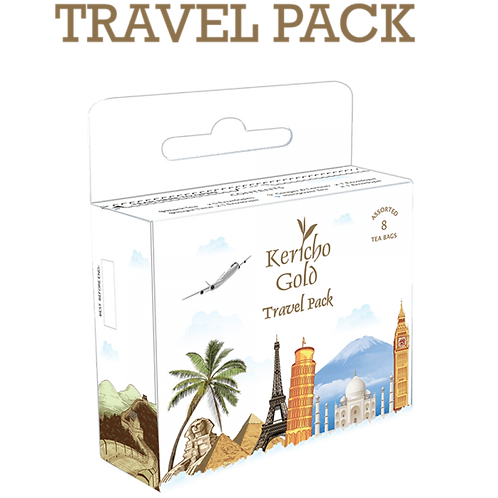 Kericho Gold Speciality Travel Pack