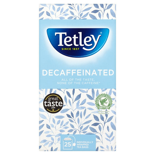 Tetley Decaffeinated