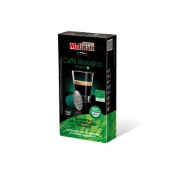 Molinari Nespresso Compatible Bio