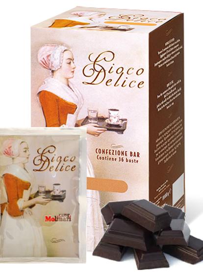 Cioco Delice Extra Dark Chocolate 28g Single-serving