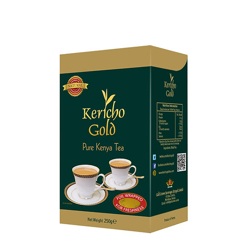 Kericho Gold Black Tea Loose 250g