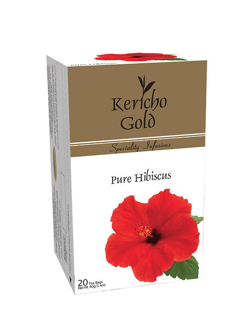 Kericho Gold Speciality Pure Hibiscus