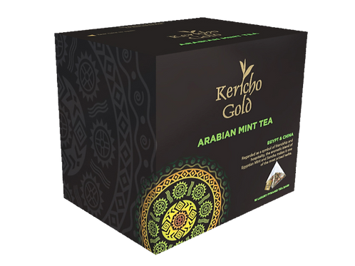 Kericho Gold Pyramid Arabian Mint