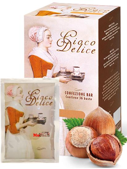 Cioco Delice Hazelnut Flavour 28g Single-serving