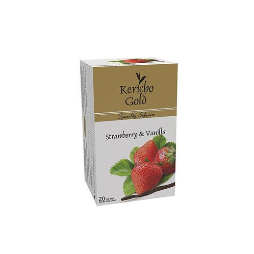 Kericho Gold Speciality Strawberry & Vanilla