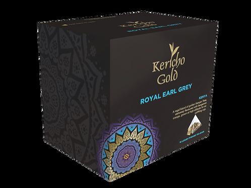 Kericho Gold Pyramid Royal Earl Grey