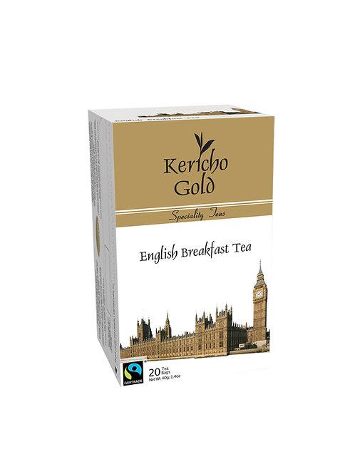 Kericho Gold Speciality Fairtrade English Breakfast Tea