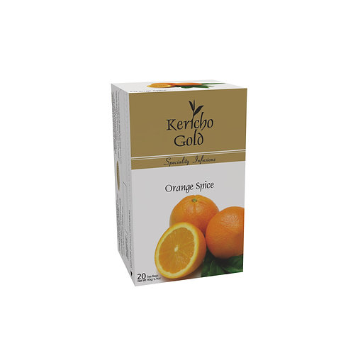 Kericho Gold Speciality Orange Spice