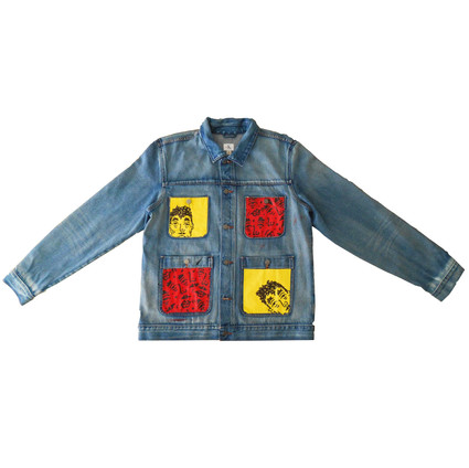 Gianni Pichuquito Jean Jacket front