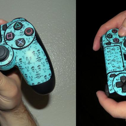 Pichuquito PS4 Controller