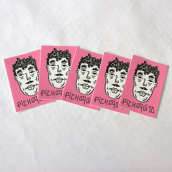 Pichuquito Stickers Set of 5