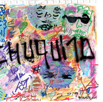 Stencil work