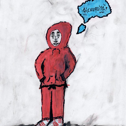 Red Tracksuit Pichuquito