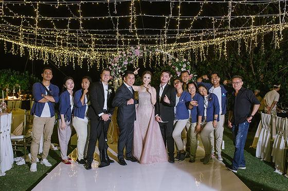 Love Bali Weddings Team