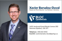 M. Xavier Barsalou-Duval