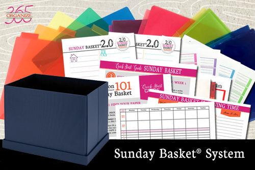 Sunday Basket Workshop California