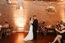 Intimate Chicago Wedding - E+I -9440