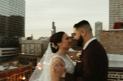 Intimate Chicago Wedding - E+I -9968