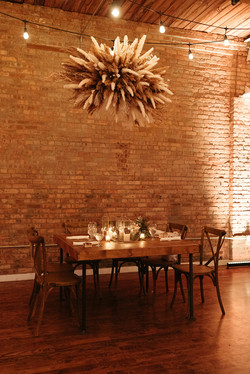 Intimate Chicago Wedding - E+I -9215