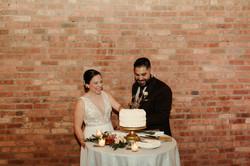 Intimate Chicago Wedding - E+I -9702