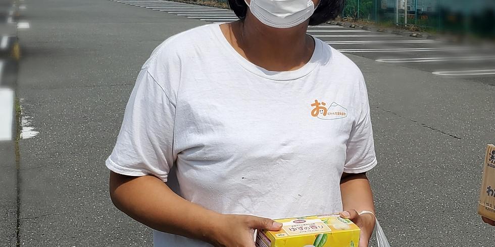 7月わいわいフードパントリー【18日】