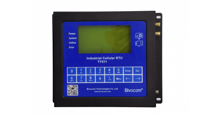 TY511: LCD RTU
