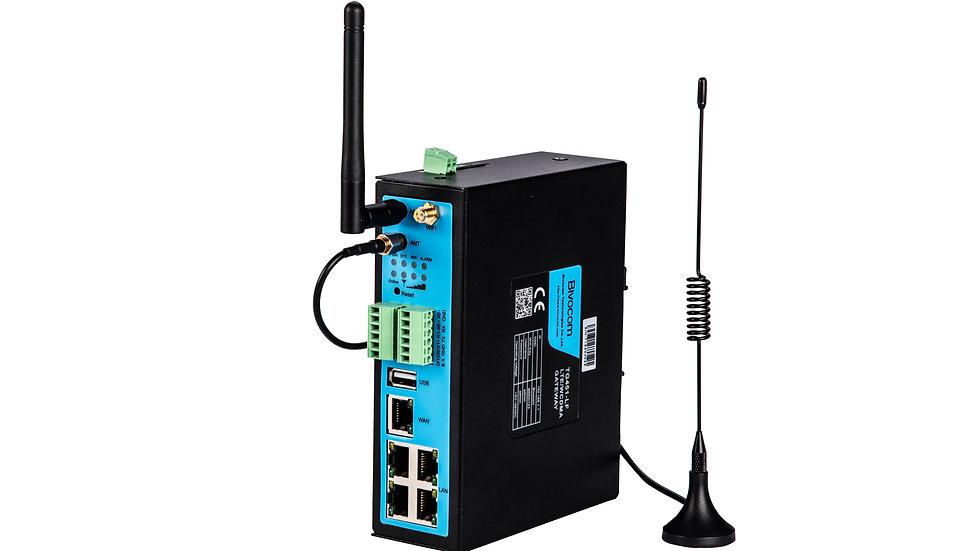 TG451: IoT Gateway w/WIFI, GPS and Dual SIM