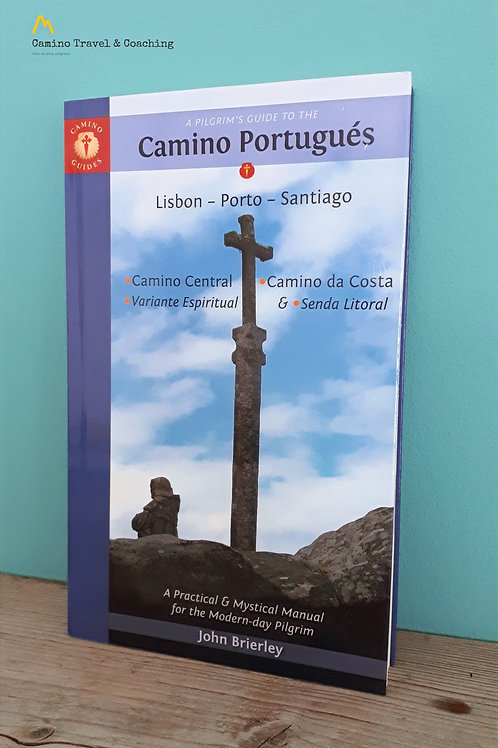 Reisgids Camino Portugués - John Brierley