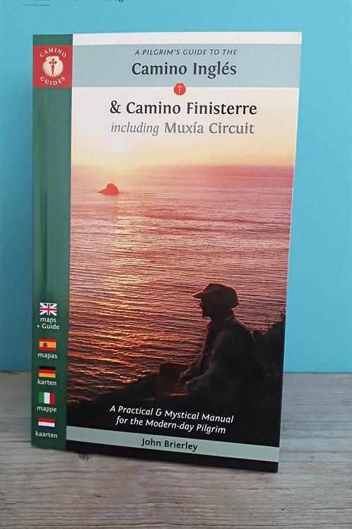 Reisgids Camino Inglés & Finisterre - John Brierley