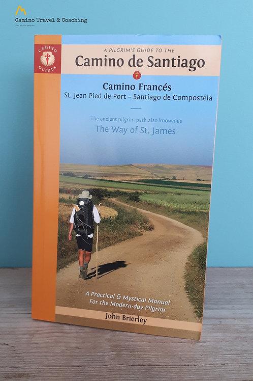 Reisgids Camino Francés - John Brierley