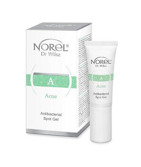 Antibakterijski gel za vneto akno (točkovno)