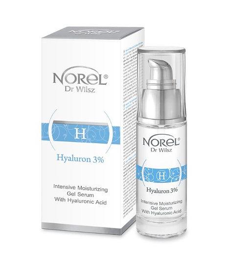 Hialuronski 3% gelni serum – intenzivno vlaženje