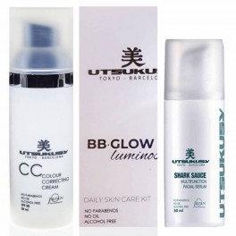 Meso BB Glow home care kit CC : Shark sauce 30 ml + color cream 50SPF 50 ml