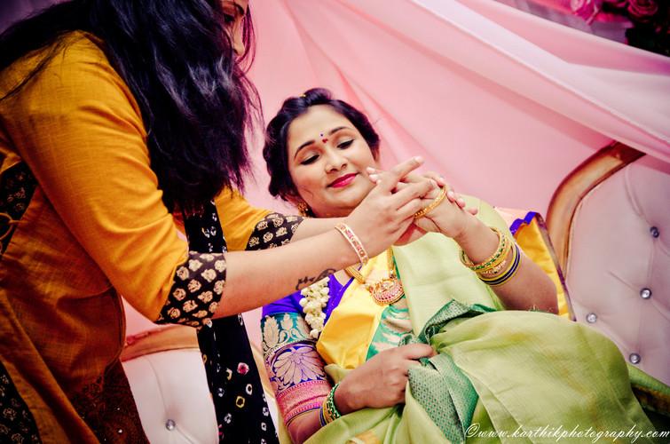 Bangle ceremony